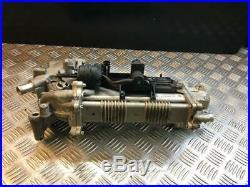 15-19 Vauxhall Astra K Mk7 1.6 Cdti Diesel Egr Valve And Cooler 55570005