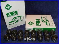 16 x Hydraulic Lifters C20XE C20LET C18XE C18XEL Original Opel Ina Gsi Turbo 4x4