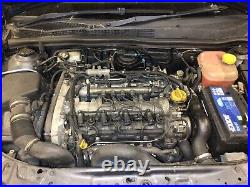 2007 Z19DTH Astra 1.9cdti 150bhp 16valve Complete Engine, 114k