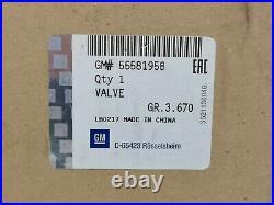 55581958 GENUINE Vauxhall ASTRA CORSA MERIVA MOKKA EGR Valve NEW