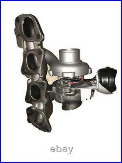 (8B5)Turbolader OPEL/FIAT/SAAB/CADILLAC/VAUXHALL 1.9 CDTI (755046-2)