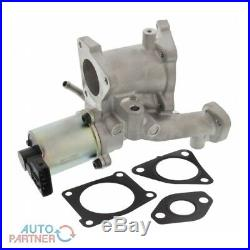 AGR Valve Exhaust Gas Regulator Opel Astra H A04 1.7 Cdti L48 & L35 Estate