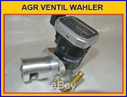 Agr Ventil Wahler Opel Vectra C Zafira A 2.0 Dti 2.0 Dti 16v 2.2 Dti 2.2 Dti 16v