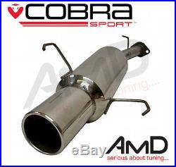 Cobra Sport Astra G Hatchback Exhaust Rear Silencer 1.4 / 1.6 / 1.8 / 2.0 / 2.2