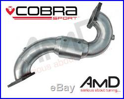 Cobra Sport Astra J GTC VXR 3.0 Exhaust Largebore Downpipe & 200 Cell Sport Cat