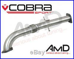 Cobra Sport Astra J GTC VXR 3 Secondary Cat Bypass Pipe (Exhaust)