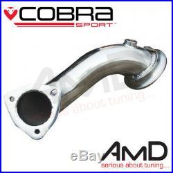 Cobra Sport Astra SRi H 2.0T Precat Delete 2.5 Downpipe Decat Exhaust VX01f