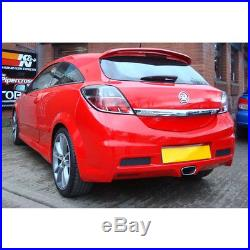 Cobra Sport Astra VXR MK5 2nd De Cat Pipe Exhaust Stainless Deletes 2nd Cat