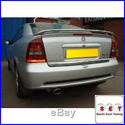 Cobra Sport Vauxhall Astra G Coupe Non Resonated Cat Back Exhaust 2