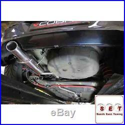 Cobra Sport Vauxhall Astra H SRi Non Res Cat Back Exhaust 2.5