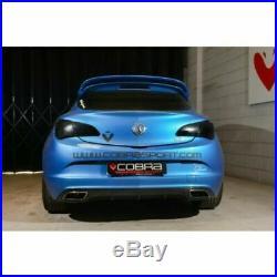 Cobra Sport Vauxhall Astra J Vxr Gtc Cat-back Exhaust Venom Range 3 Vx28tp28
