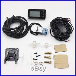 Compact EVC Electronic Boost Controller W Turbo Sensor Valve Gauge Meter Boost