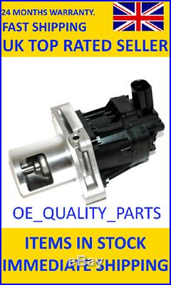 Egr Valve 88261 MEAT and DORIA for Opel Vauxhall