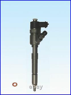 Einspritzdüse Injektor Bosch 0445110326 Opel Corsa D Astra J Meriva B 1.3 CDTI