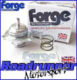FMDVK04D Forge Motorsport Recirculation Dump Valve Direct Replacement Polished