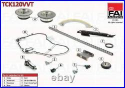 Fai Tck120vvt Timing Chain Kit Rc1206931p Oe Quality
