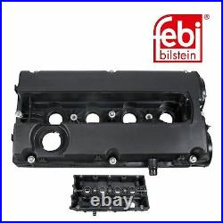 Febi 46495 Rocker Cover With Vent Valve And Gasket For Vauxhall 56 07 159