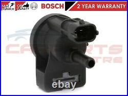 For Chevrolet Aveo Cruze Fuel Evaporation Purge Valve 55566514 Genuine Bosch