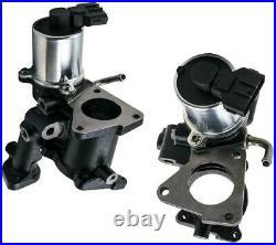 For Opel/Vauxhall Astra Mk4, Corsa Mk2, Mervia Mk1 1.7 CDTi 98060795 EGR Valve