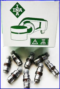 For Saab 9-3 9-3x 9-5 1.9 2.0 Tid Ttid Hydraulic Tappets Lifters Set 16 Pcs