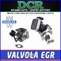 Gas recirculation valve exhaust EGR WAHLER 7188D CHEVROLET OPEL