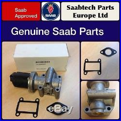 Genuine Saab 9-5 2006-2010 Dth 150 Bhp Egr Valve New 55215031