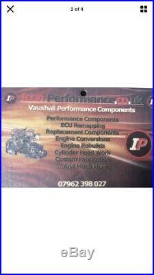 Genuine Vauxhall Astra H & Zafira B VXR Z20LEH With Billet Recirculation Valve