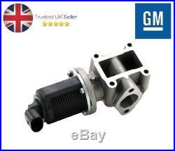 Genuine Vauxhall Egr Valve Astra Mk5 1.9 Cdti 150bhp 16v Z19dth New 55215031