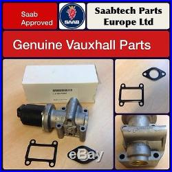 Genuine Vauxhall Egr Valve Signum 1.9 Cdti 150bhp 16v Z19dth New 55215031