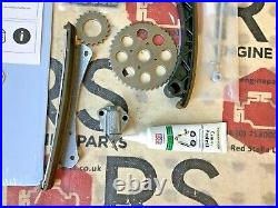 INA 559002730 Timing Chain Kit 1.3 DIESEL AND 16 ROCKER ARMS 16 LIFTERS