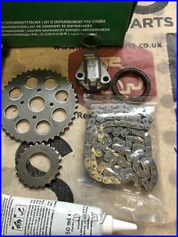 INA 559002830 Timing Chain Kit 1.3 DIESEL MULTIJET AND 16 ROCKER ARMS 16 LIFTERS