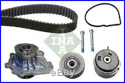 INA Water Pump & Timing Belt Kit 530045030 Fit with Opel Astra J Sports Tourer