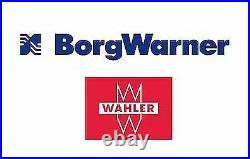 New BorgWarner Wahler EGR Valve for Vauxhall Zafira Vectra 2.0 DTi 16v 19982005