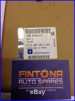 New Genuine Vauxhall Insignia Astra Zafira Diesel 2.0 cdti EGR Valve 55566052