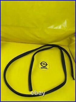 New + Original GM /Opel Astra G Door Seal Rear Door Rubber Gasket