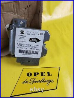 New + Original Opel Astra G Zafira A Control Airbag/Belt Pretensioner
