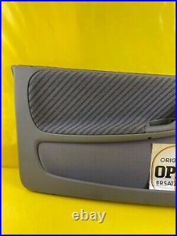 New + Original Vauxhall Astra F Door Card Panel Interior Design Door Panel