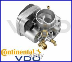 New VDO Throttle Body for Vauxhall / Opel Astra, Van, Zafira, Chevrolet Cruze