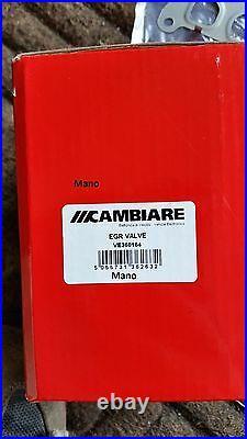 OPEL VAUXHALL MERIVA ZAFIRA ASTRA H 1.6 EGR Valve VE360164 CAMBIARE