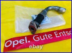 Opel Astra H Zafira B 2,0 OPC Return Pipe Turbocharger Z20LEL Z20LER Z20LEH