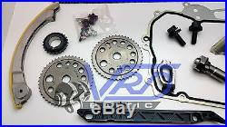 Opel Astra Speedster Vectra Zafira 2.2 16v Timing Chain Kit Tck2 Z22se 24461834