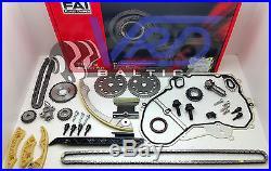 Opel Astra Vectra Zafira 2.2 16v Timing Chain Kit + Balance Kit Tck2 Tck3 Z22se