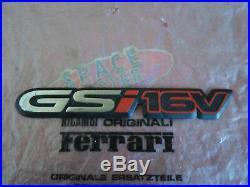 Opel / Vauxhall Astra / Corsa / Kadett & others GSI 16 Valve Badge