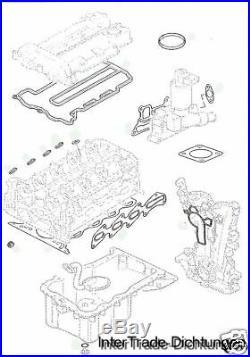 Opel Zylinderkopfdichtung SATZ Astra H 1.4