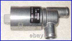 Original BOSCH Leerlaufregelventil 0280140516 Luftversorgung 12 V