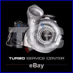 Original Garrett Turbolader für OPEL ASTRA H 1.9 CDTI 110 kW (150 PS)