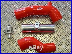 Roose Vauxhall Astra H MK5 VXR Dump Valve Fitting MAP Pipe Silicone Hose Kit