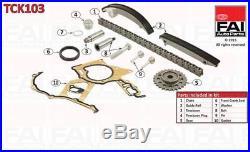 Tck103 Fai Autoparts Oe Quality Engine Timing Chain Kit