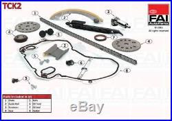 Tck2 Fai Autoparts Oe Quality Engine Timing Chain Kit