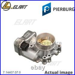 Throttle Body For Saab, Opel, Vauxhall, Chevrolet 9-3, Ys3d Pierburg 7.14407.07.0